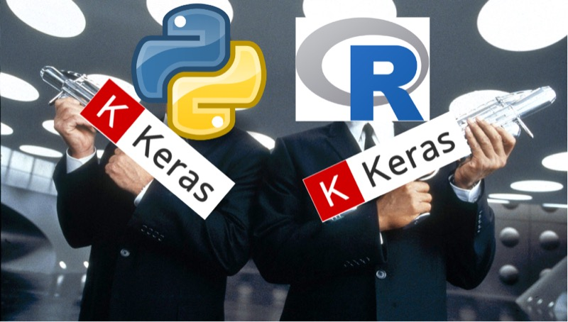 R versus Python: Image Classification with Keras · Dmitry